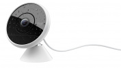 Logitech Circle 2 Indoor/Outdoor Weatherproof Wired Home Security Camera (Person Detection, 24-Hr Free Time-Lapse)