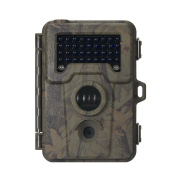 MustHD DL05 6.1cm 12 MP Waterproof Hunting/Trail with Night Vision Camera, Camouflage