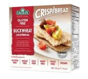 Buckwheat Crispibread 125g