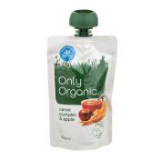 Only Organic Carrot Pumpkin & Apple