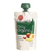 Only Organic Apple Banana & Mango