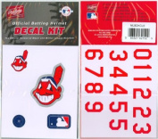 Authentic MLB Official Batting Helmet Decal Kit from Rawlings