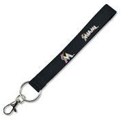 MLB Wristlet Key Ring