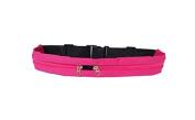 UTours Sport Belt Running Belt Waist Pack, Dual Pocket Sports Belt, Water Resistant Runners Belt Fanny Pack for Hiking Fitness