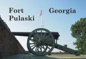 Fort Pulaski, Cannon, Savannah, Georgia Magnet 2 x 3 Fridge Photo Magnet