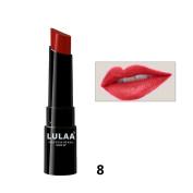 New Fashion Lipstick, Hunzed Women Bright Moisturising Lip Gloss Cosmetics Lipstick Liquid Lipstick Long Lasting Makeup