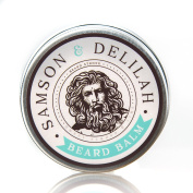 Samson and Delilah Premium Beard Balm & Conditioner