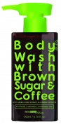 Biomiracle Coffee and Brown Sugar Body Wash Gel | Rich Antioxidant Boost | Stimulates Firmer Skin