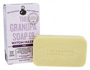 Grandpa's Witch Hazel Bar Soap Soft and Gentle 130ml