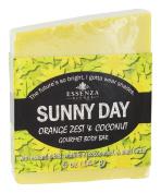 Essenza - Gourmet Body Bar Soap Sunny Day Orange Zest & Coconut - 150ml