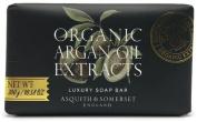 Asquith & Somerset England Organic Argan Oil Luxury Soap Bar - 310ml