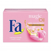 Fa Magic Oil Soap Pink Jasmine Scent 90g Imported from EU