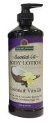 Nature's Answer Essential Oil Body Lotion, Coconut Vanilla, 470ml