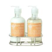 Barr-Co. Soap Shop Blood Orange Amber Hand & Body Duo
