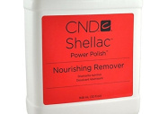 Shellac Power Polish Nourishing Remover \ size 950ml