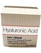 Hyaluronic Acid Eye Cream Extra Rich Collagen,Keratin,Vitamin E w/ Dead Sea Minerals