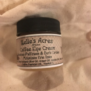 All Natural Coffee Eye Cream - Reduce Puffiness and Dark Circles