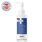 isoi ACNI Dr. 1st Cleansing 130 mL - hydrating gel cleanser, for acne-prone and sensitive skin
