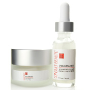 Consult Beaute Volumagen Facial Cream & Concentrate Discovery Duo - 30ml each