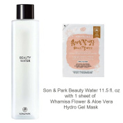 Son & Park Beauty Water 340ml /11.5 fl.oz. with One sheet of Best Mask Pack