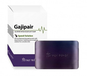 Farmermaker Gajipair Speed Eggplant Facial Cleansing Organic Bar Soap 100g