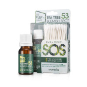 [Aromatica] TEA TREE 53 Blemish Spot 10ml SOS First Aid