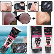 Baomabao Facial Mask for Remove Blackhead Black Mud Deep Cleansing Purifying Peel Off Facail Face Mask