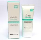 [IPKN] Lite Daily Sun Gel SPF50+ PA+++ 100ml / sunblock / Facial & body combination / Korean Cosmetics