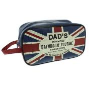 Widdop Bingham & Co Union Jack Design Wash Bag