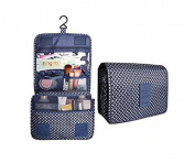 Travel Cosmetic Makeup Bag Toiletry Case Wash Organiser Storage Printing Hanging Pouch Doubtless Bay