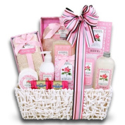 Roses and More Spa Gift Basket