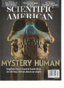 SCIENTIFIC AMERICAN, MARCH, 2016 MYSTERY HUMAN * THE BRAIN'S GARBAGE DISPOSAL