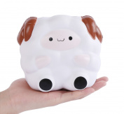 Aolige Jumbo Squishy Kawaii Lamb Cream Scented Slow Rising Decompression Squeeze Toys Children Simulation Cute Sheep Toys
