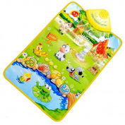 Baby Musical Mat Farm Animals Game Carpet Educational Toys Early Sound Cognitive Chart