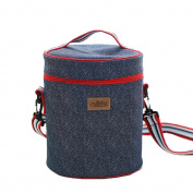 HotMoon Insulation Package Oxford Portable Waterproof Canvas Lunch Bags Lunch With Rice