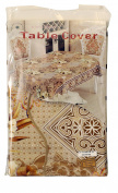 White & Beige Flawor Table (150cm x 300cm '