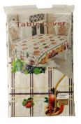 Fruits Single Table Cover (150cm x 230cm