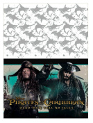 Pirates of the Caribbean Plastic Table Cover