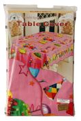 Pink & Candy / Cake Party Cover Table (150cm x 300cm