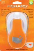 Fiskars Crafts Squeeze Punch Fiskarslever Xxl, United States with Heart