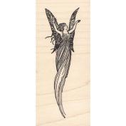 Wispy Fairy Rubber Stamp