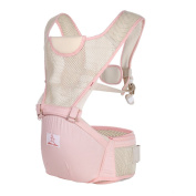 NewMUM Baby Carrier detachable Hip Seat Comfortable Breathe Freely No Stimulation Multi-functional Safe Baby Sling