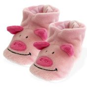Supplier CEL – Slippers Pig Soft Toy – Pink