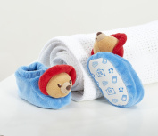 Rainbow Designs Paddington For Baby Booties