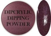 SHEBA NAILS Dipcrylic Dip Dipping Powder - 30ml - Cranberry