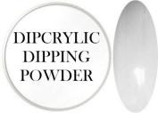 SHEBA NAILS Dipcrylic Dip Dipping Powder - 30ml - White