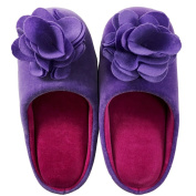 Rose slippers Violet