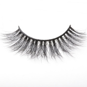 Arimika Handmade 3D Mink Fake Eyelashes-Reusable With Sturdy Flexible Band,Lightweight Dramatic Look,Cruelty Free