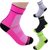Gosuban compression socks for Men & Women,Heel Ankle & Arch Support,Plantar Fasciitis,Swelling,Foot Pain & Promotes Blood Circulation