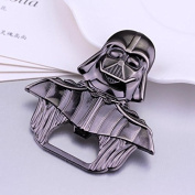 Movie star wars Darth Vader Bar Beer Bottle Opener Metal Alloy style 66 cm model figure Kitchen Tools for souvenirs